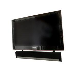 Soundbar Adapterstege für TV-Deckenhalterung mit TV